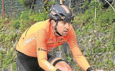 Mikel Iturria: «Volveré a intentarlo en las próximas etapas de la Itzulia»