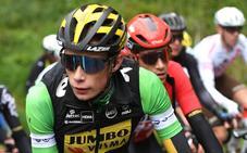 Jonas Vingegaard: «También yo puedo tener oportunidades en Jumbo - Visma»