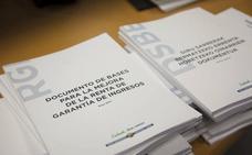 El Gobierno Vasco adelantará la aprobación de la reforma de la RGI a principios de 2018
