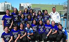 Las heroínas de Lleida jugarán la Donosti Cup