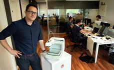 La vasca Tumaker, a por el liderato mundial en impresoras 3D domésticas