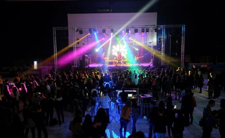 Ritmos electrónicos en el Summerfest de Donostia