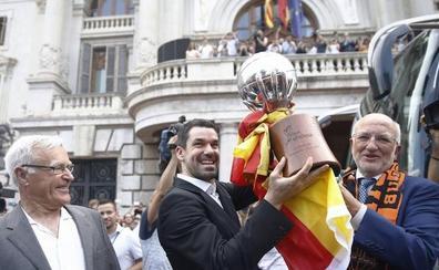 Mercadona está detrás del título ACB del Valencia