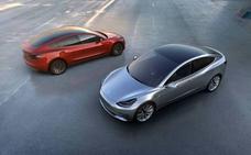 Tesla saca al mercado este viernes su 'low cost' Model 3