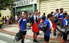 Comenzó la Donosti Cup en Fanderia y Beraun