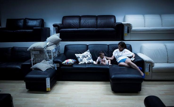 Ikea, la solución contra el calor