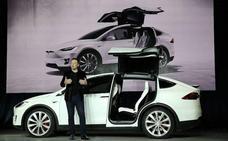 Tesla sufre un revés al no pasar un test de seguridad