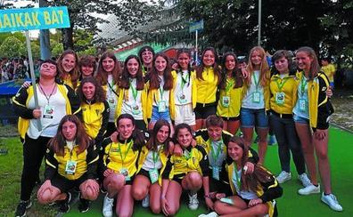 Cuatro equipos debarras han participado en la Donosti Cup