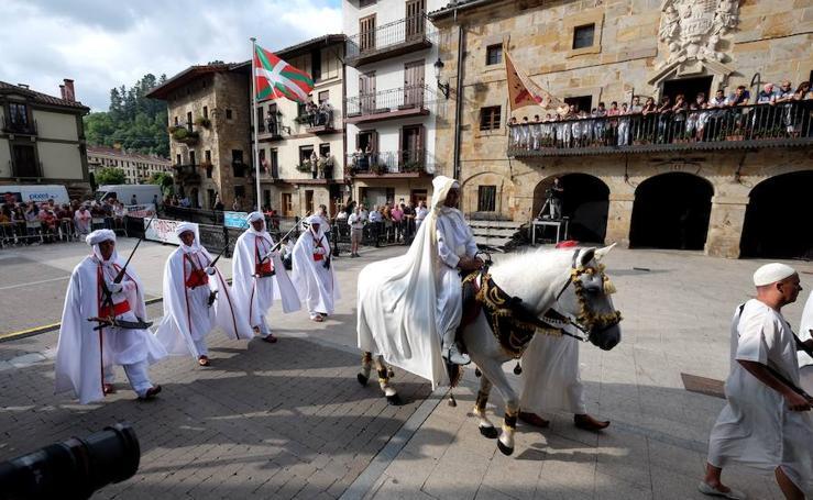 'El Moro' regresó a Antzuola