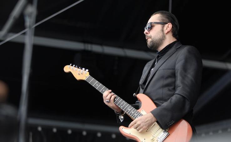 Blues brasileño de la mano de Igor Prado Band