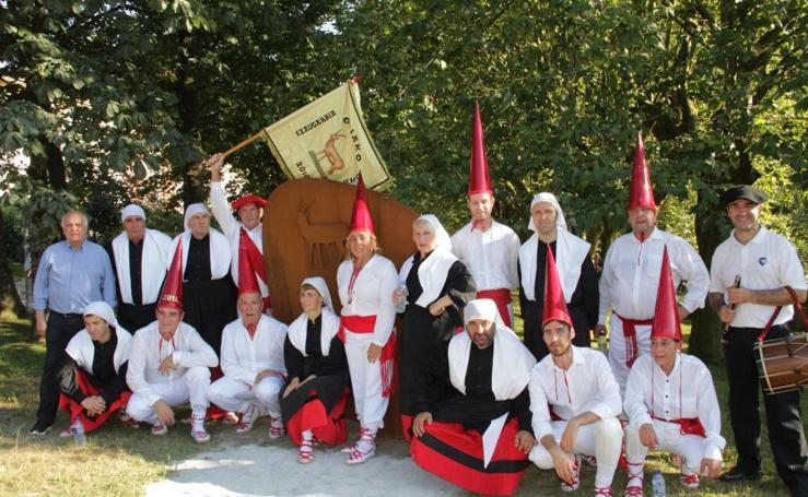 Fiestas del barrio de Oria