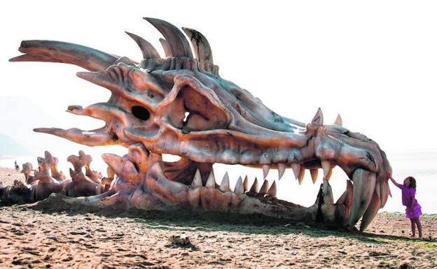 De Dónde Vienen Los Dragones El Diario Vasco