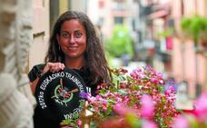 Amaya Gezala: «Si confías y sabes lo que debes hacer en cada momento llegan las victorias»