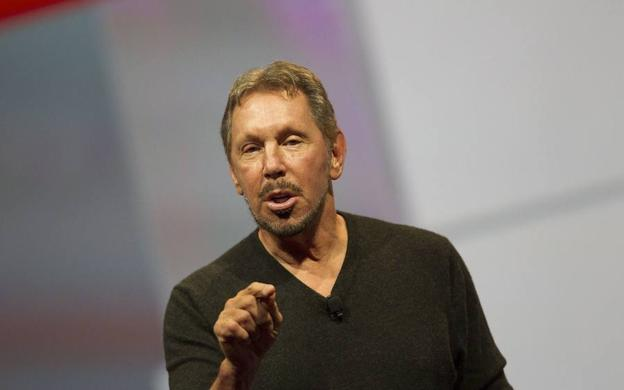 Larry Ellison (Estados Unidos)