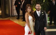 La escasa solidaridad de los invitados a la boda de Messi y Antonella
