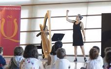 La Quincena Musical ofrece el espectáculo infantil 'Pedro y el Lobo'