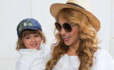 Paulina Rubio, embarazada de su tercer hijo a los 46 años