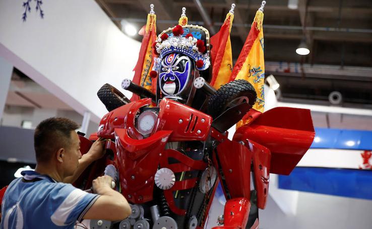 La Conferencia Mundial de Robots