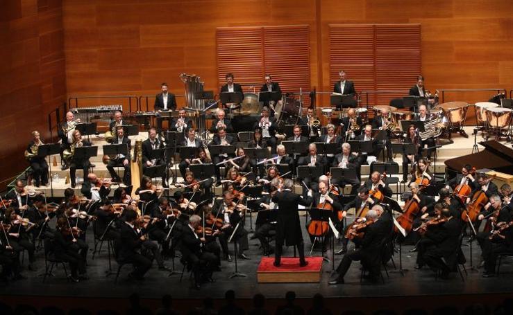 Concierto de la Cincinnaty Simphony Orchestra