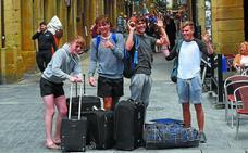 Donostia se convierte en el primer municipio vasco en poner coto a los pisos turísticos