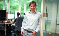 Odriozola: «Lo duro del inicio al crear una 'startup' se compensa con la ilusión»