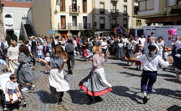 Euskal Jaiak euriari beldurrik ez dio