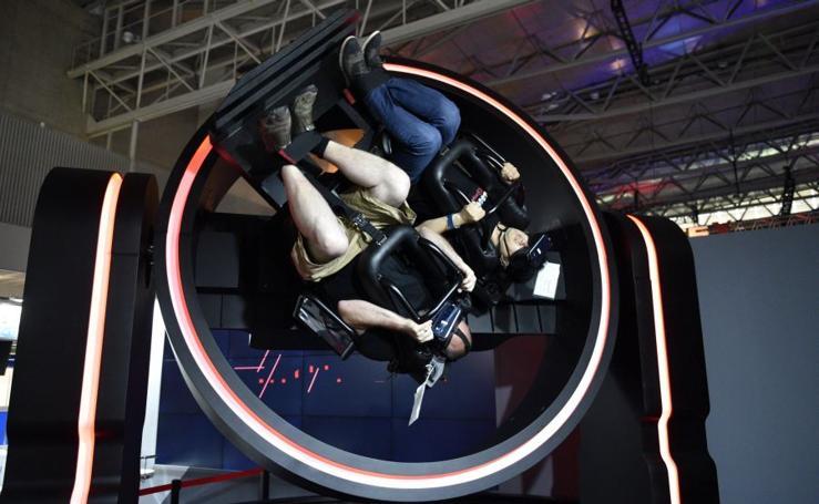 Tokyo Game Show: la mayor feria de videojuegos ha vuelto