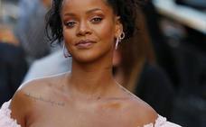 Rihanna visita Madrid por sorpresa