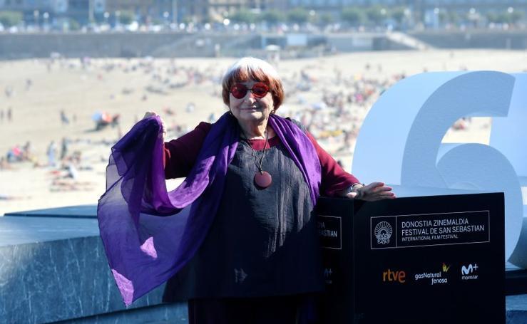Agnès Varda, 'Fe de etarras' y 'Handia', las llegadas al Zinemadia