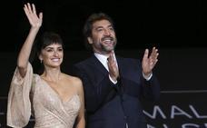 Penélope Cruz y Javier Bardem llenan el Velódromo con 'Loving Pablo'