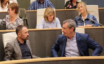 Las diferencias sobre Cataluña vuelven a alejar en Gipuzkoa a los socios PNV y PSE