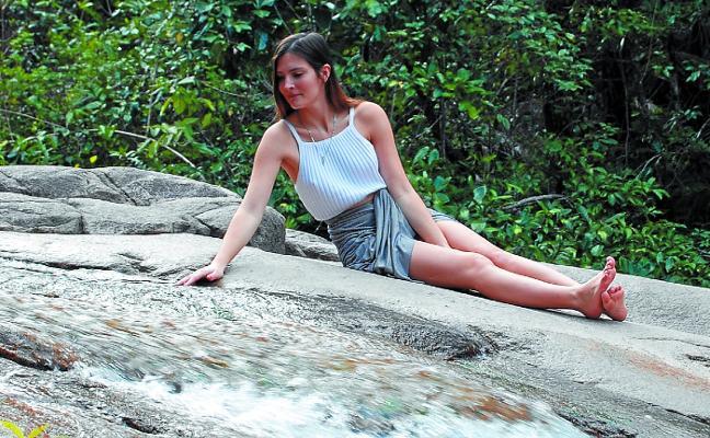 Gutiérrez: «La naturaleza en Australia es mucho más salvaje y me encanta, da mucha vida»