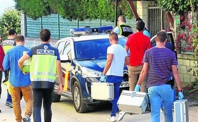 El marido de Ana Jiménez confiesa que la mató y después la trasladó 15 kilómetros en coche hasta Miranda de Ebro
