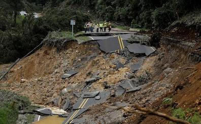EE UU en alerta por la llegada del huracán 'Nate', que deja más de 20 muertos en Centroamérica
