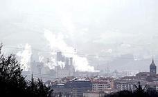 Finaliza el simulacro de emergencia química en Hernani