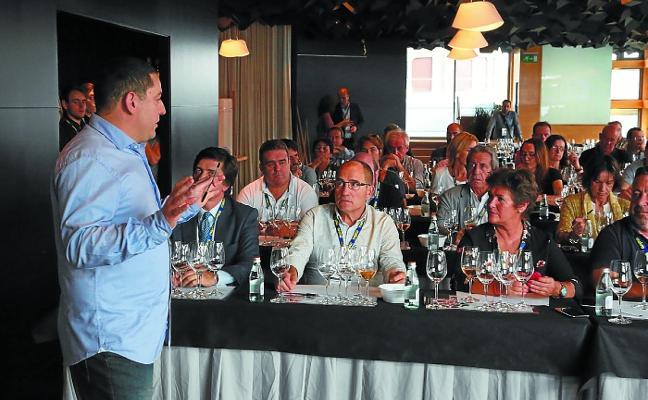 El mejor champagne está en Donostia