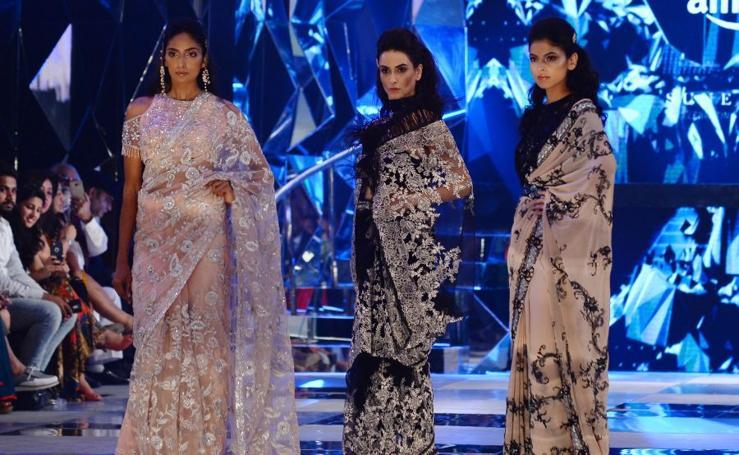 Semana de la Moda en India
