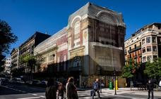 ¿Pisos y un cine en el Bellas Artes?
