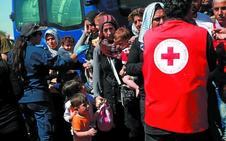 Cruz Roja de Gipuzkoa ha atendido a 186 personas solicitantes de asilo desde 2016