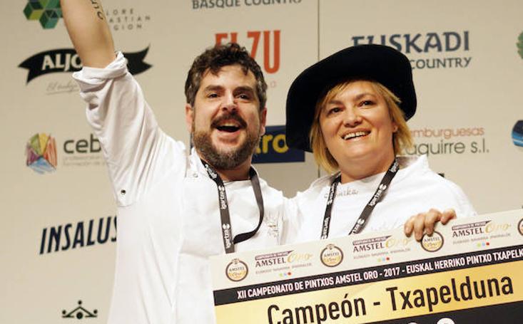 Concurso de Pintxos de Euskal Herria