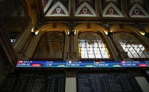 El Ibex-35 cae un 1,45% lastrado por la resolución del Govern