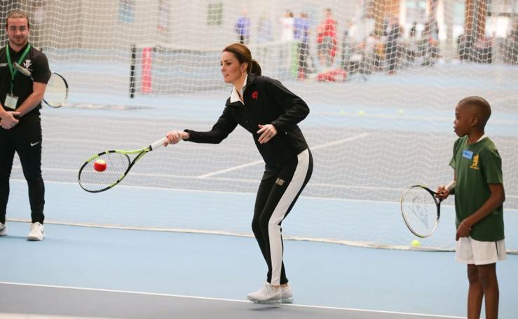 La duquesa más tenista