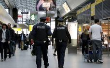 Detenido en Alemania un joven sirio que planeaba un atentado