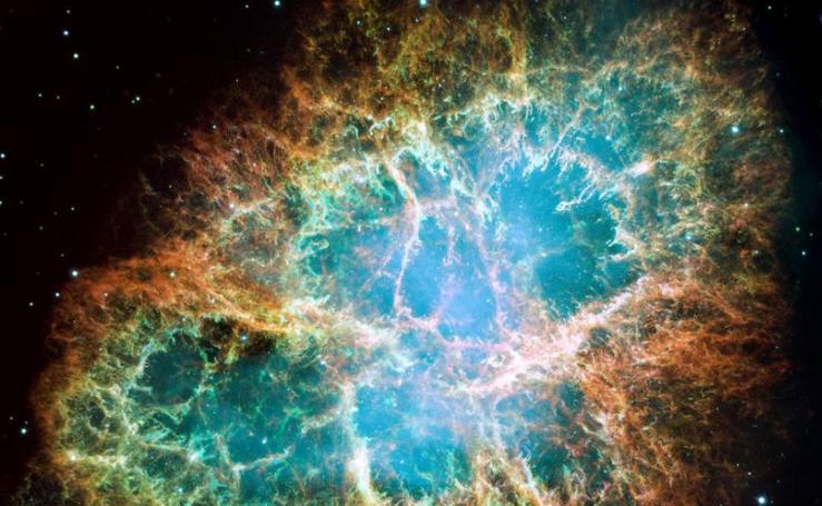 El Universo según el 'Hubble'