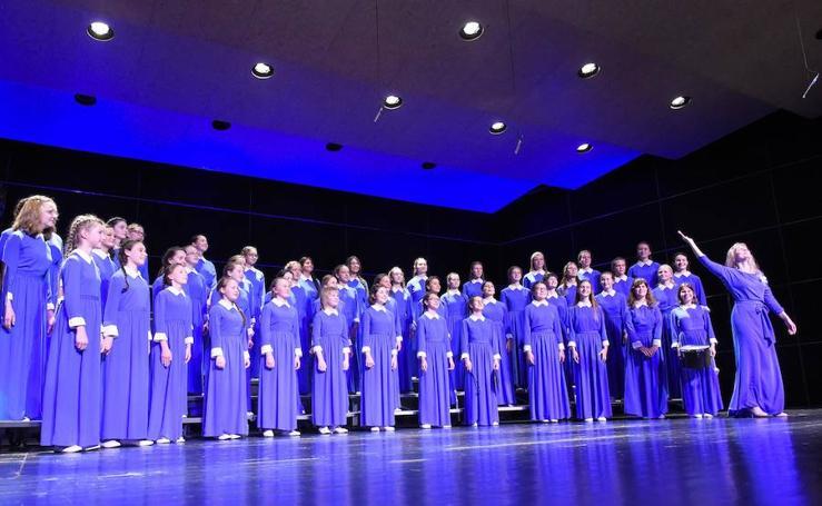Un coro infantil ruso gana el 'Gran Premio Europeo de Canto Coral'