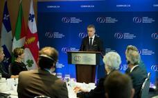 Urkullu reclama a la UE una «vía clara y legal» para los pueblos que piden más soberanía