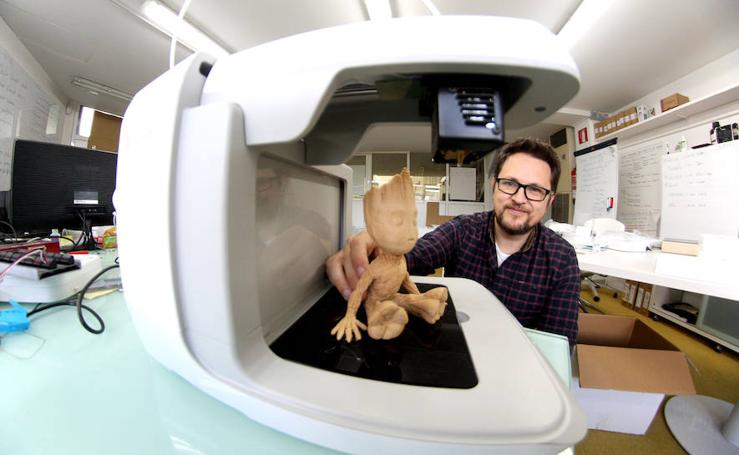 Tumaker fabrica impresoras 3D