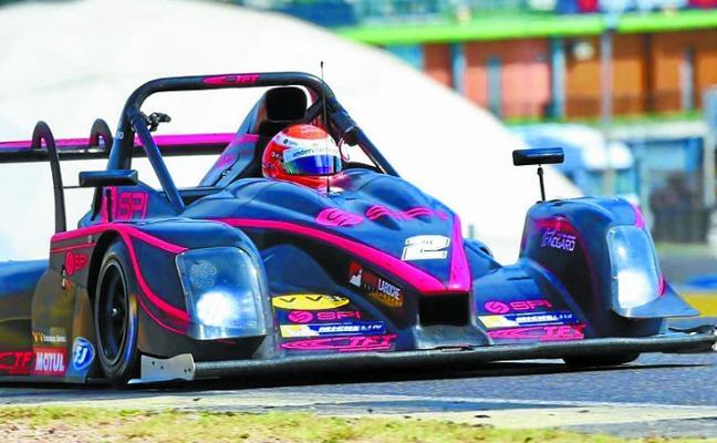 Vilariño: «Me gustaría correr el campeonato de Europa de las series Le Mans»
