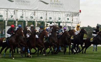 El Hipódromo de la Zarzuela premia con oro en su 76º aniversario