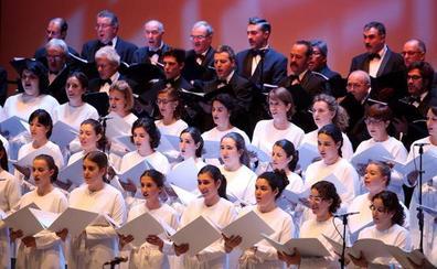 Aplazado el concierto del Orfeón Donostiarra por problemas de salud de su director
